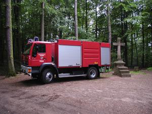 TLF 16/45 W der Feuerwehr Otterberg