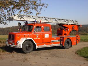 Ehemalige Fahrzeuge der Feuerwehr Otterberg