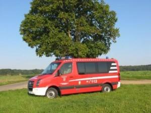ELW 1 der Feuerwehr Otterberg