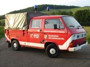 MTF-L der Feuerwehr Heiligenmoschel