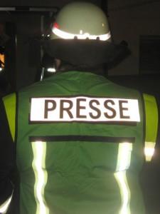 Funktionsweste Presse